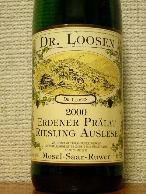 Dr. Loosen Auslese