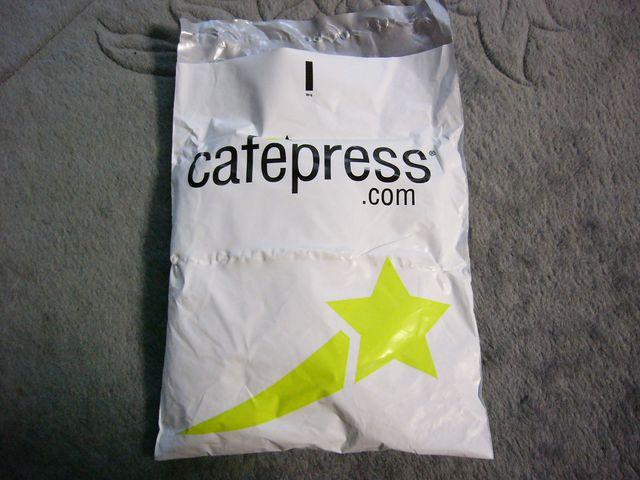 CafePressパッケージ